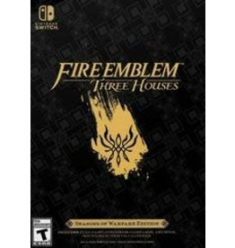 Nintendo Switch Fire Emblem Three Houses Seasons of Warfare Edition (Used)