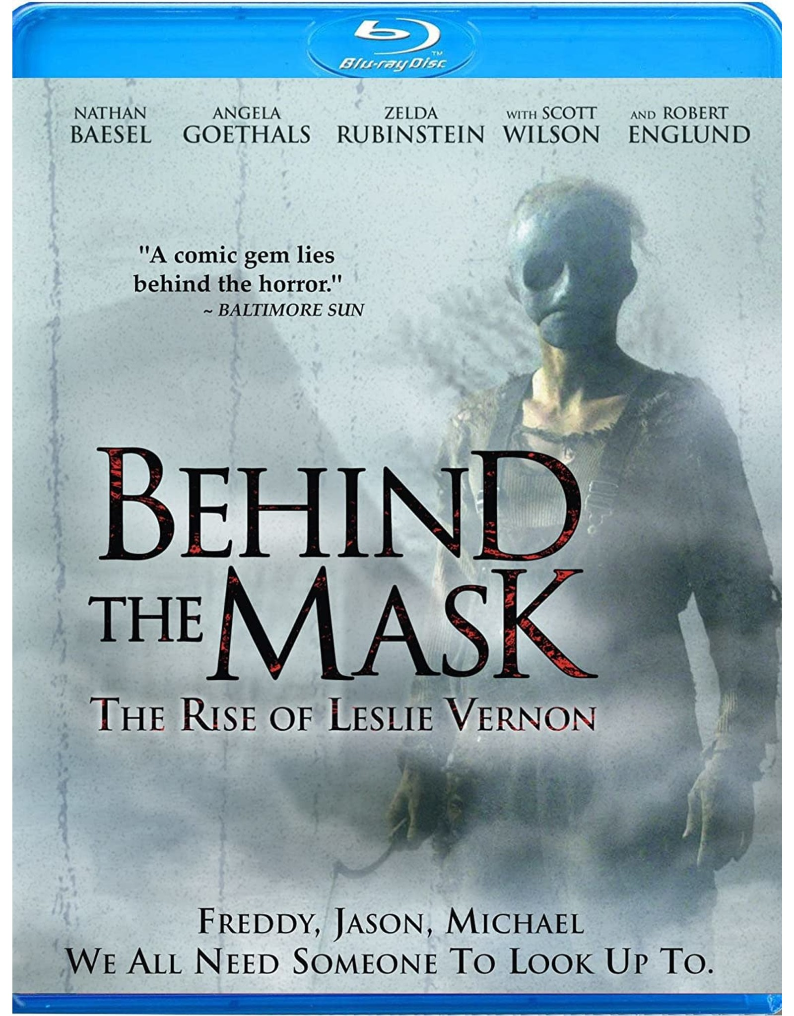 Horror Cult Behind the Mask The Rise of Leslie Vernon