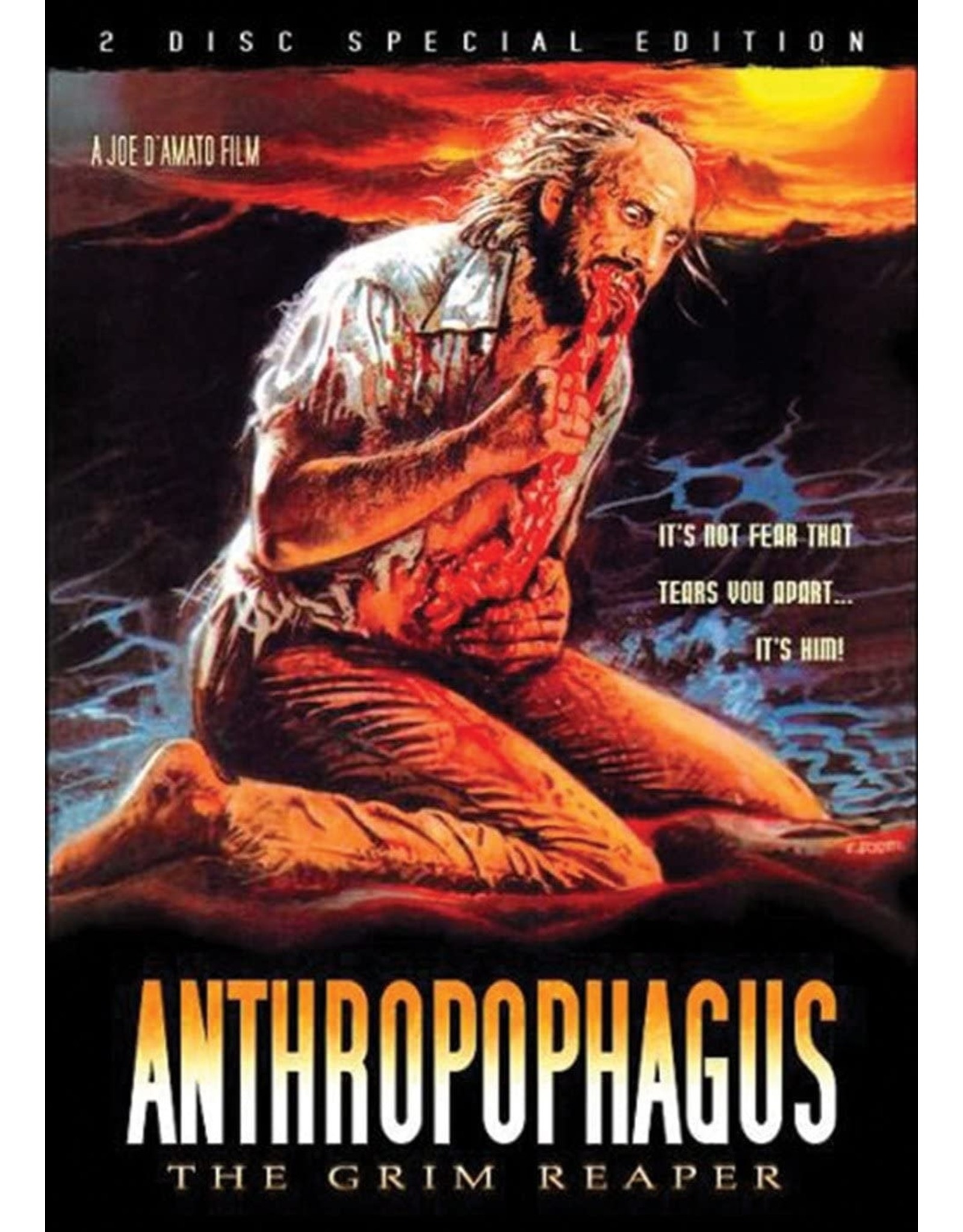 Horror Cult Anthropophagus 2-Disc Special Edition
