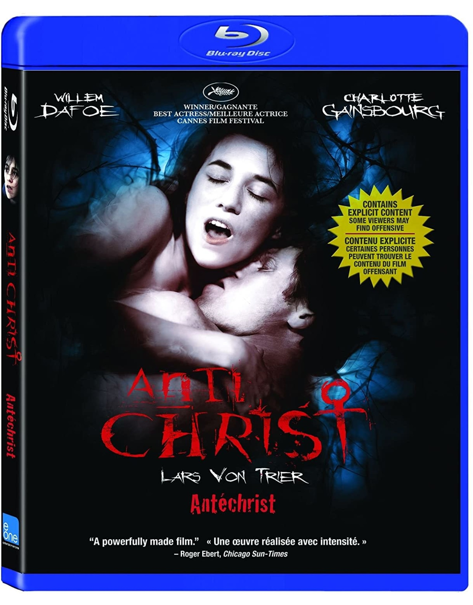 Horror Cult Antichrist