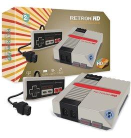 NES Retron HD Nintendo NES Console (Grey)