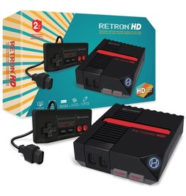 Nintendo Retron HD Nintendo NES Console (Black)