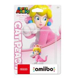Amiibo Cat Peach (Super Mario)