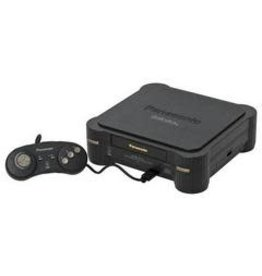 3DO Panasonic 3DO FZ-1 Console (Boxed, No Inserts, Includes Sampler CD)