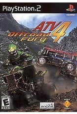Playstation 2 ATV Offroad Fury 4 (CiB)