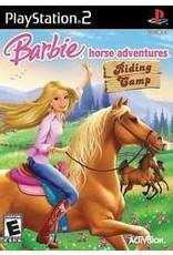 Playstation 2 Barbie Horse Adventures: Riding Camp (CiB)