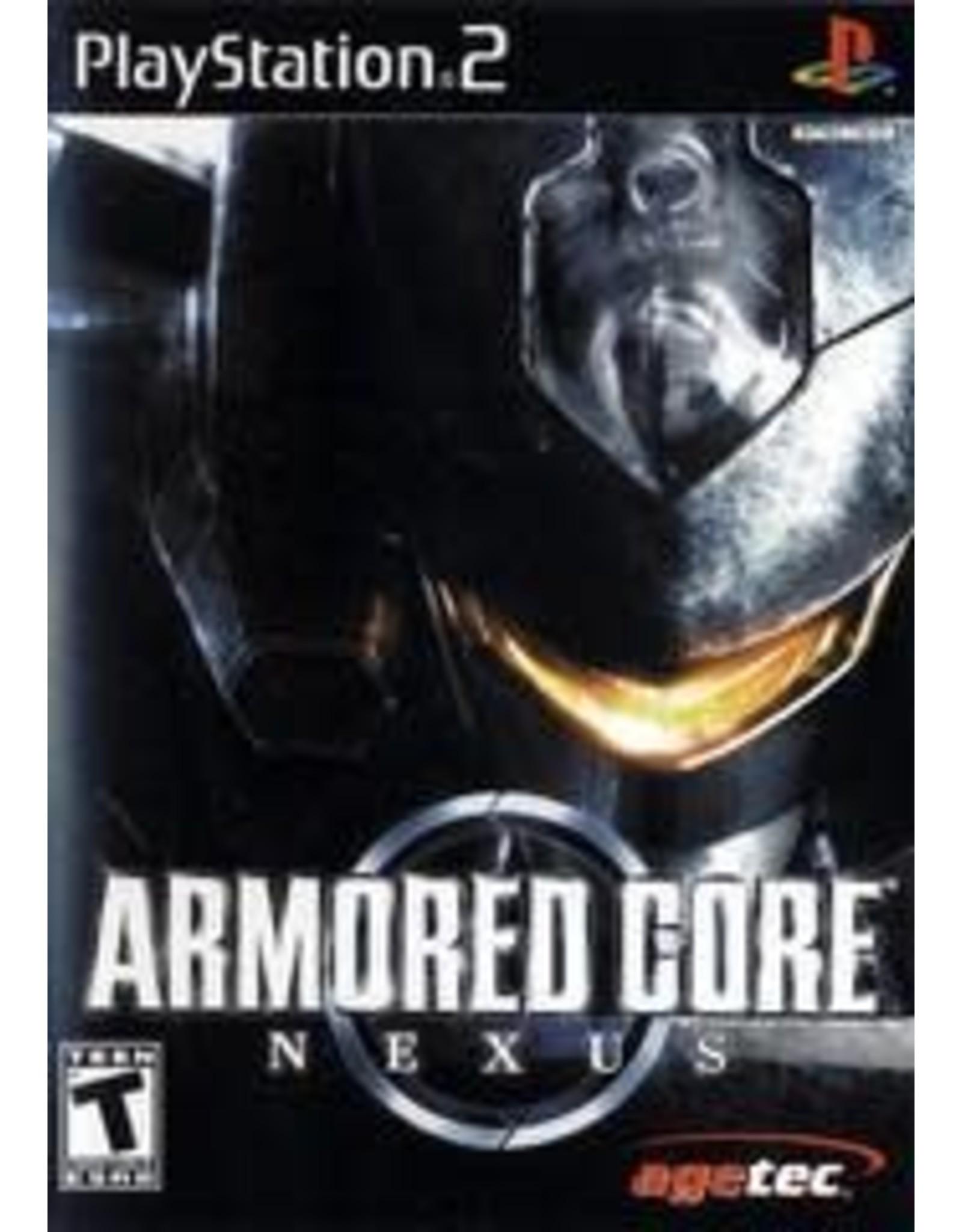 Playstation 2 Armored Core Nexus (CiB)