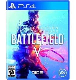 Playstation 4 Battlefield V Deluxe Edition (CiB, No DLC)