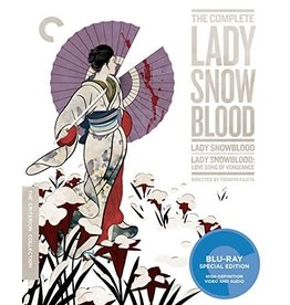 Criterion Collection Complete Lady Snowblood, The Criterion Collection (Brand New)