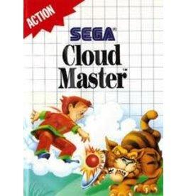 Sega Master System Cloud Master (No Manual)