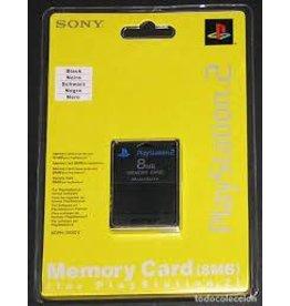 Playstation 2 Playstation 2 PS2 8MB Memory Card (OEM, New)