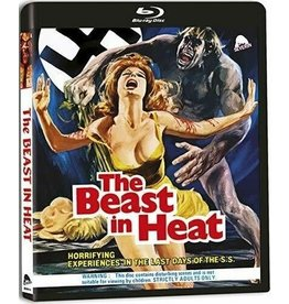Horror Cult Beast in Heat, The - Severin (Brand New)
