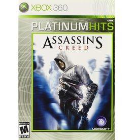 Xbox 360 Assassin's Creed (Platinum Hits, No Manual)