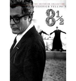 Criterion Collection 8 1/2 Criterion Collection (Brand New)