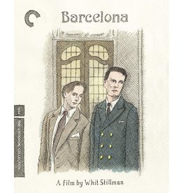 Criterion Collection Barcelona Criterion Collection (Brand New)