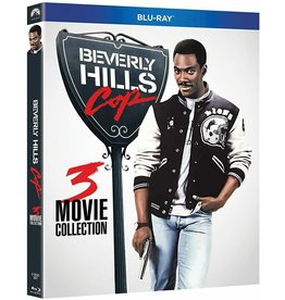 Cult and Cool Beverly Hills Cop 3-Movie Collection (Brand New)