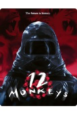 Cult and Cool 12 Monkeys Steelbook Arrow Video (Brand New)