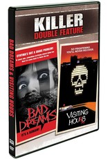 Horror Cult Bad Dreams / Visiting Hours - Killer Double Feature (Brand New)