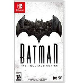 Nintendo Switch Batman The Telltale Series