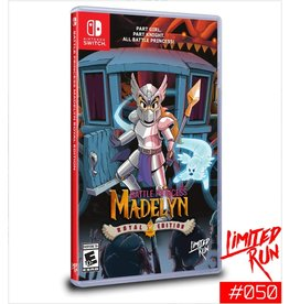 Nintendo Switch Battle Princess Madelyn Royal Edition (LRG# 050)