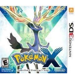 Nintendo 3DS Pokemon X (Brand New)