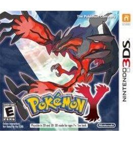 Nintendo 3DS Pokemon Y (Brand New)