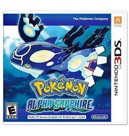 Nintendo 3DS Pokemon Alpha Sapphire (Brand New)