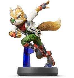Amiibo Fox Amiibo (Smash, Used)