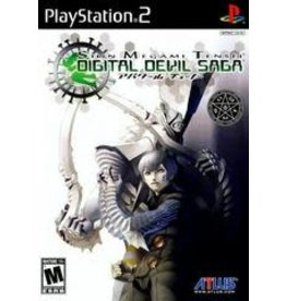 Playstation 2 Shin Megami Tensei: Digital Devil Saga (Brand New)