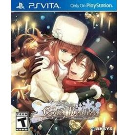 Playstation Vita Code: Realize Wintertide Miracles (Brand New)