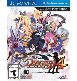 Playstation Vita Disgaea 4: A Promise Revisited (CiB)