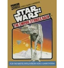 Intellivision Star Wars: The Empire Strikes Back (Sealed w/ Minor Seal Damage)