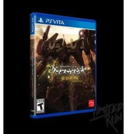 Playstation Vita Damascus Gear Operation Tokyo with Soundrack CD (Brand New)
