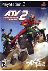Playstation 2 ATV Quad Power Racing 2 (CiB)