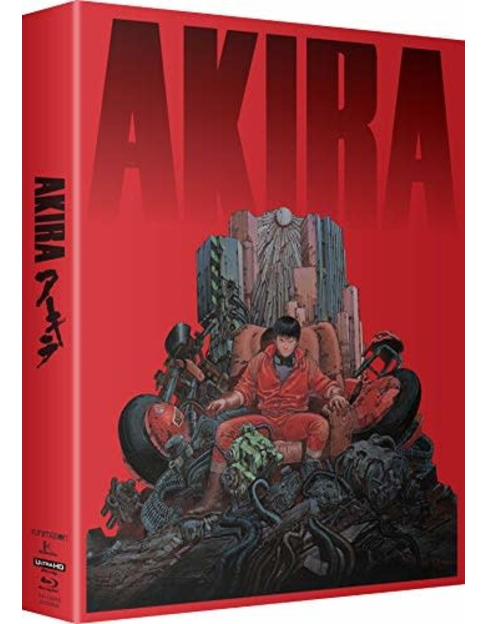 Anime Akira 4K UHD (Brand New)