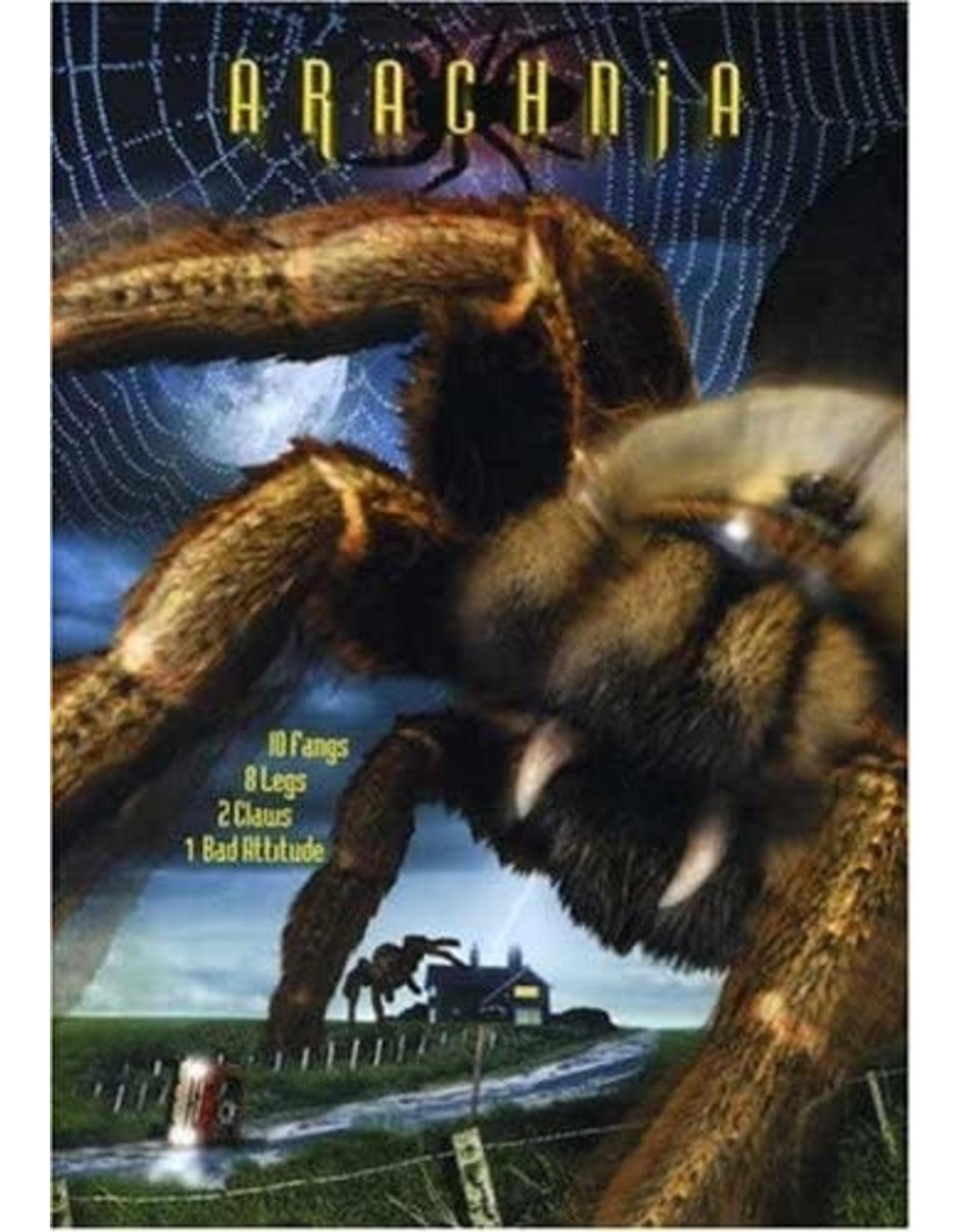 Horror Cult Arachnia
