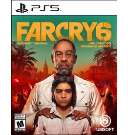 Playstation 5 Far Cry 6 (PS5)