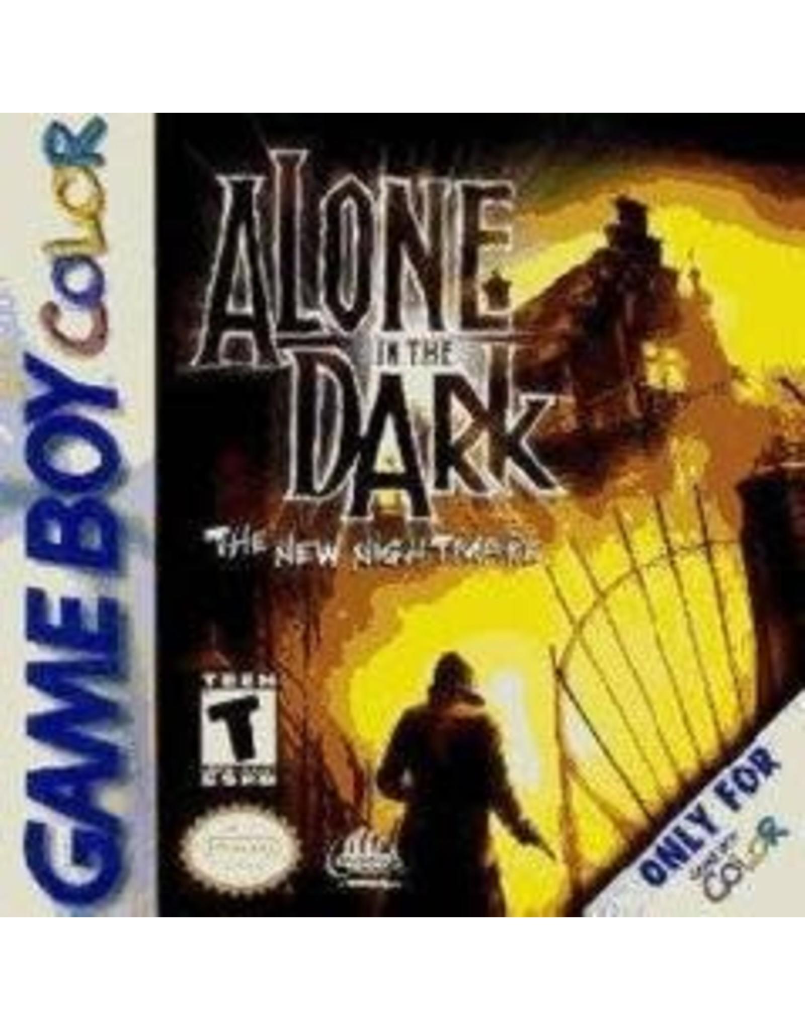 GameBoy Color Alone In The Dark The New Nightmare (CiB)