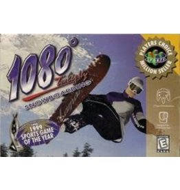 Nintendo 64 1080 Snowboarding (Player's Choice, Cart Only)