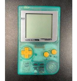 "Gameboy Pocket Gameboy Pocket ""Famitsu 1997"" Clone Shell and Screen"