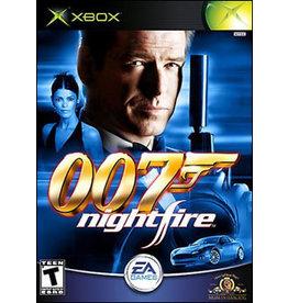 Xbox 007 Nightfire (CiB)