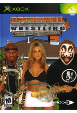 Xbox Backyard Wrestling 2 (CiB)