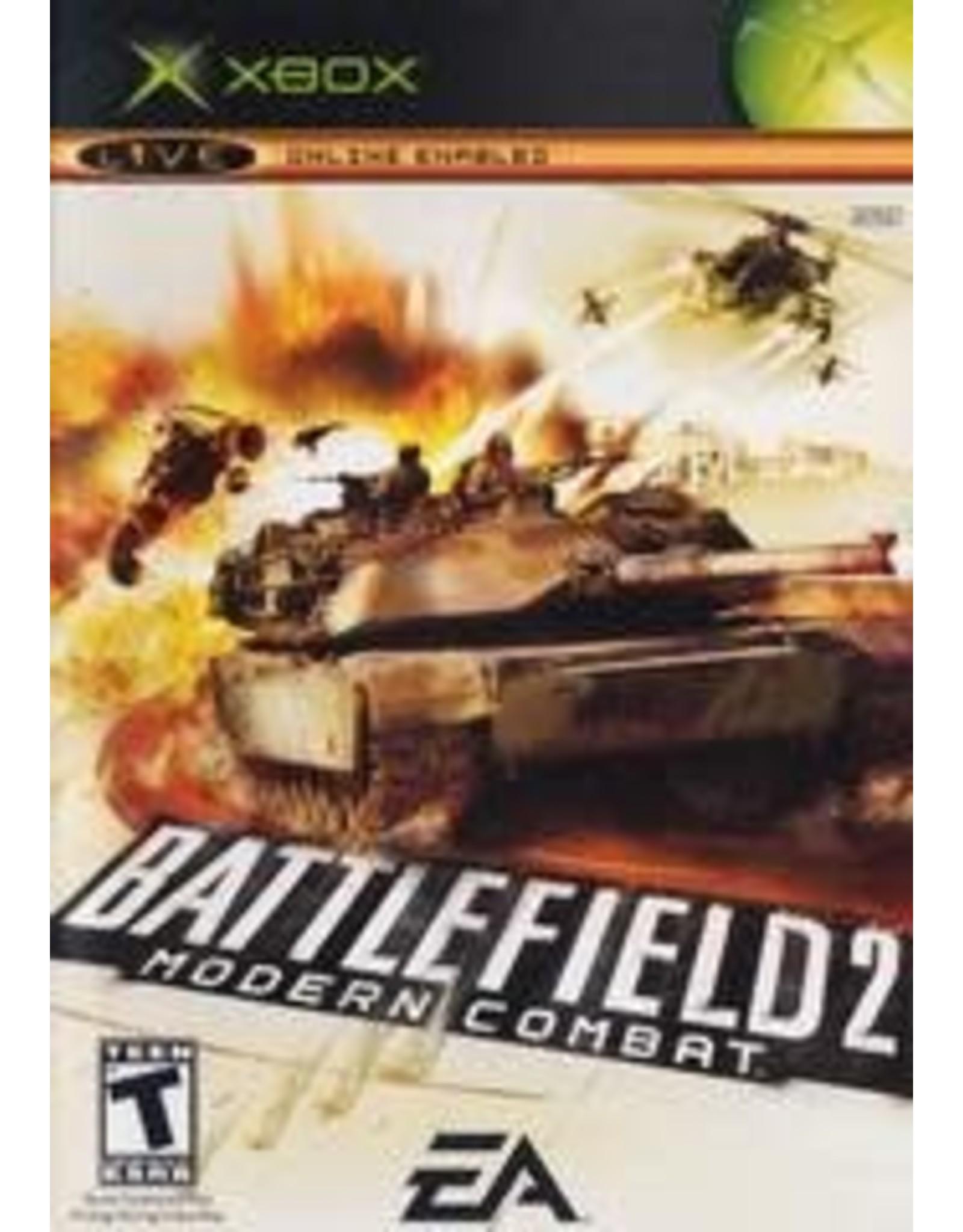 Xbox Battlefield 2 Modern Combat (No Manual)