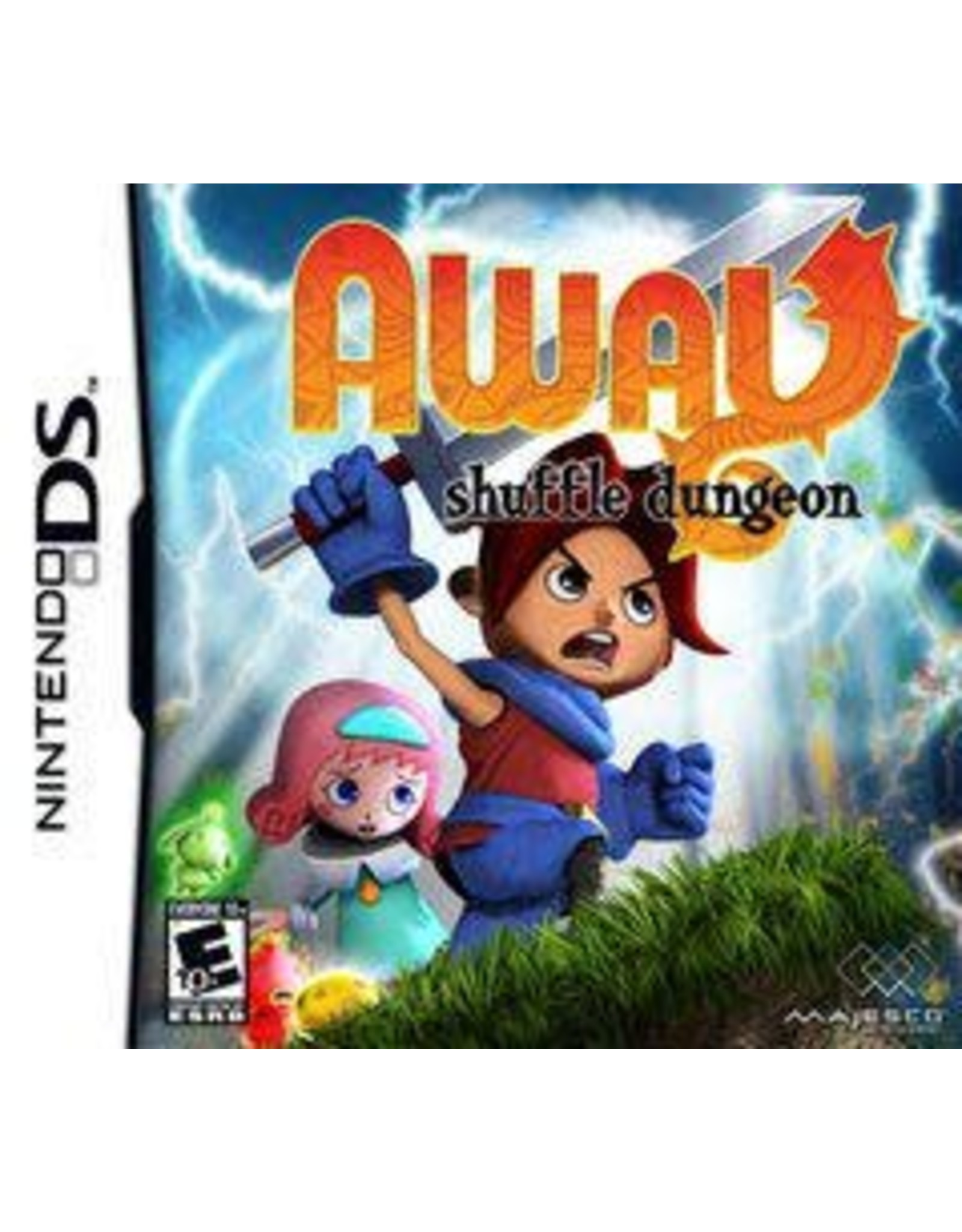 Nintendo DS Away: Shuffle Dungeon (Cart Only)