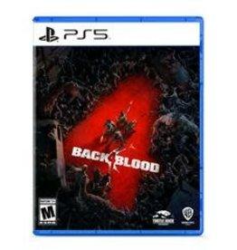 Playstation 5 Back 4 Blood