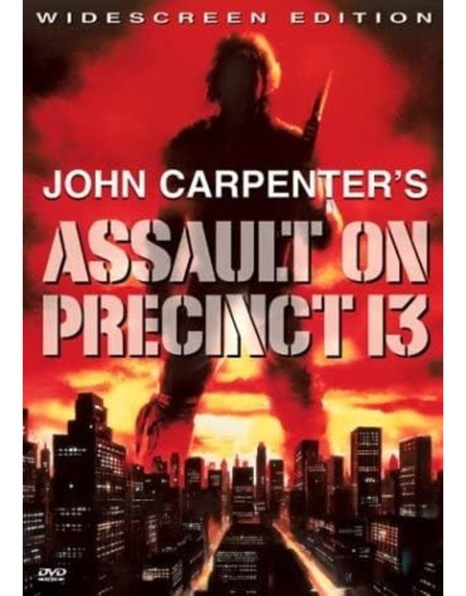 Horror Cult Assault on Precinct 13