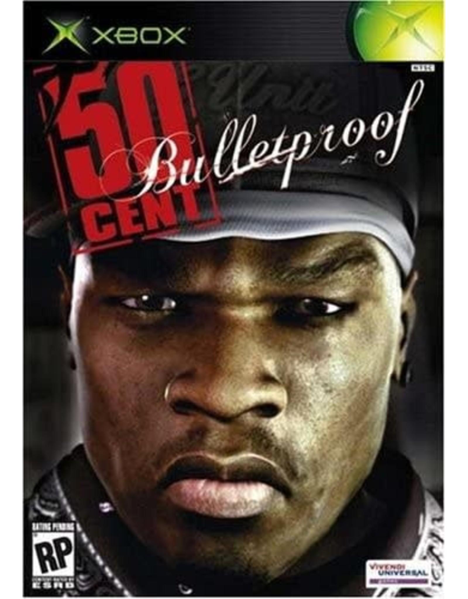 Xbox 50 Cent Bulletproof (No Manual)