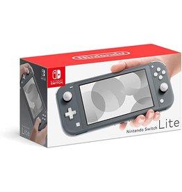 Nintendo Switch Nintendo Switch Lite Grey (Used, CIB, Scratch on the Screen)