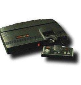 TurboGrafx-16 TurboGrafx-16 Console RF not working AV ONLY (Hyperkin AV Adapter, Damaged Select and Run Controller Buttons, No Back Cover)