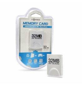 Nintendo Gamecube Gamecube Memory Card 32MB 507 Block (Tomee)
